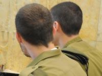 קצינים   חיילי צבא קבע חיילים צהל / צלם: תמר מצפי